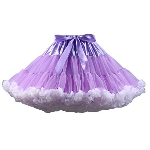 Tutu Ballet Pettiskirt Tulle Image YAANCUNN Jupe Femme 1 en Courte Comme Jupe Courte Jupon qZ8xE4x