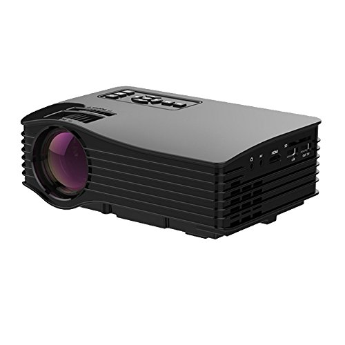Find Discount 2017 Projector (Warranty Included), Xinda LCD 130 inch Mini Multi-media Portable Video...