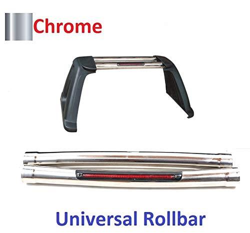 Universale Pickups pick-up accessori in acciaio inox Sport Roll Bar D40 Ni M000