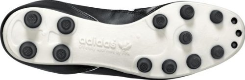 5 Kaiser Football Homme Noir Adidas De Liga Blanc Chaussures H75dWFCqFw
