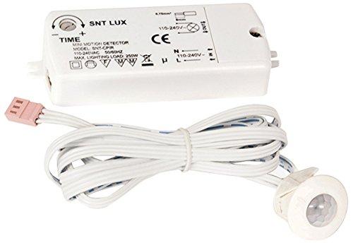 Emuca 5068115 detector movimiento red eye4 240 V