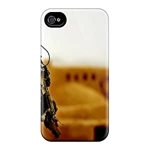 Premium Marsoc Afghanistan Heavy-duty Protection Case For Iphone 4/4s