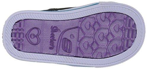 Skechers Kids Twinkle Toes Sparkle Glitz Sneaker Black/Multi