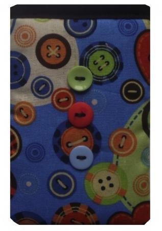 Herzen und Tasten Print Apple iPhone 3G oder 3GS Socke/Case/Cover/Tasche