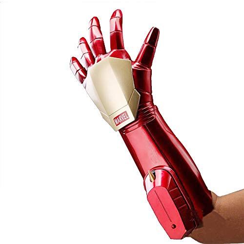 Marvel Iron Man 1:1 Arm Armor Wearable Movie Props Cosplay (Cannonball Left Hand) -
