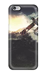 New ZippyDoritEduard Super Strong Flying The Mountains Tpu Case Cover For Iphone 6 Plus