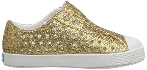Child Glitter White Bling K Jefferson Kids Shell Gold Native Bling Girls' 4qx1n6Iwa7
