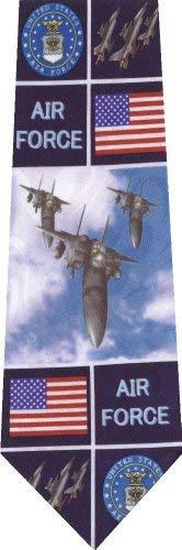 Air Force New Novelty Necktie
