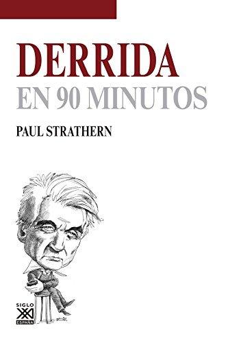 Derrida en 90 minutos (Filósofos en 90 minutos) (Spanish ...