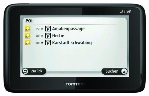 TomTom GO LIVE 1005 Europe - Navegador GPS con mapas de España y Europa (Bluetooth, TMC): Amazon.es: Electrónica