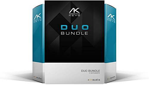 ピアノ音源◆XLN Audio Addictive Keys DUO バンドル◆並行輸入品ノンパッケージ/ダウンロード形式   B00Z4PA7AO