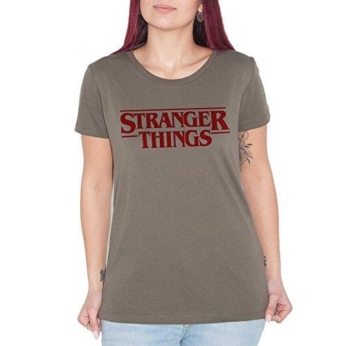 Camiseta Stranger Things–by BRAIN Factory
