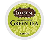 Celestial Seasonings Green Tea K-Cups, Authentic, 96-Count