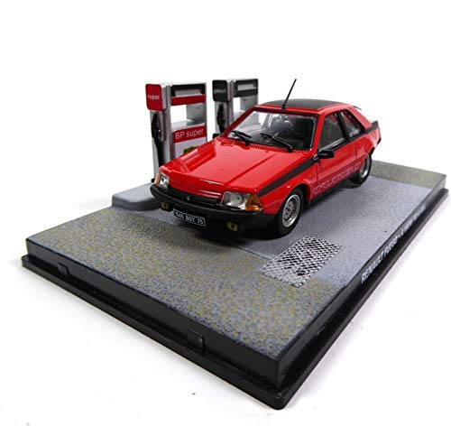 James Bond Renault Fuego Turbo 007 A View to a Kill 1/43 (DY086): Amazon.es: Juguetes y juegos