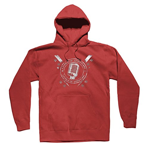 The Levels Of Wrestling WWE Wrestling Unisex Graphic Hoodies Sweater by Style Hanger