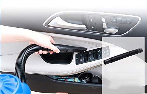 Gooyshqi HCYOZ-CAIXCQ aspirateur Voiture, 20W 4800PA Fil Voiture Aspirateur à Haute Aspiration for Voiture Sec et Humide à Double Usage Aspirateur à Main 12V