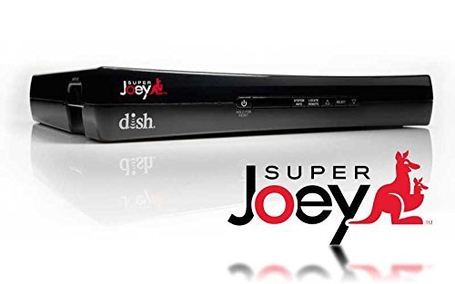 Factory Remanufactured Dish Network Super Joey (Dish Network Certified)