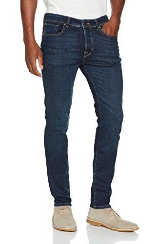 Skinny Uomo dark Blu Homme Blue Jeans Denim Selected Pz1SA