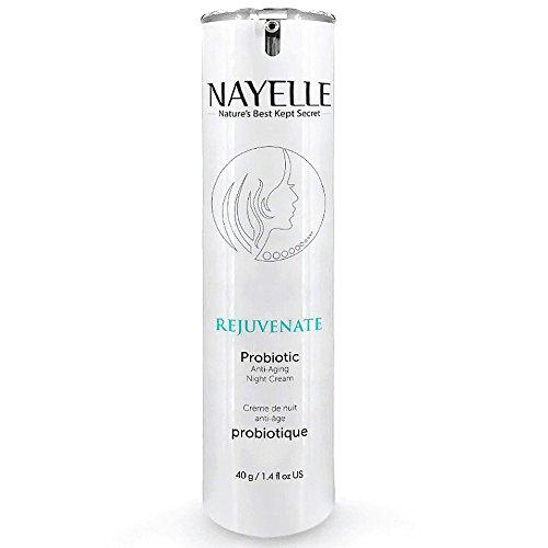 NAYELLE 100% Natural Night Cream Anti Aging Facial Moistu...