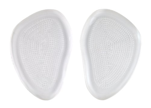 Belle of the Ball: Ball of Foot Gel Cushion Shoe Pads, 4 Pack, High Heel Pain Relief - Spring (Fashion Feet)