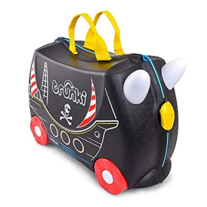 Amazon.com: Trunki - Maleta infantil pirata: Home Audio ...