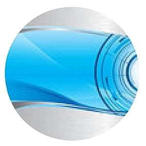 alfombrilla de ratón Resumen de antecedentes de la tecnología - ronda - 20cm