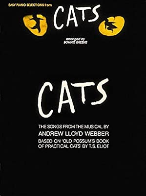 Cats (Easy Piano Series) (1983-09-01)