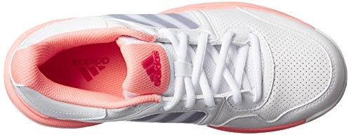 Glow Weiß Weiß S16 Barricade Str Damen Schwarz Kern Aspire Sun Ftwr Tennisschuhe adidas XSP4BS1