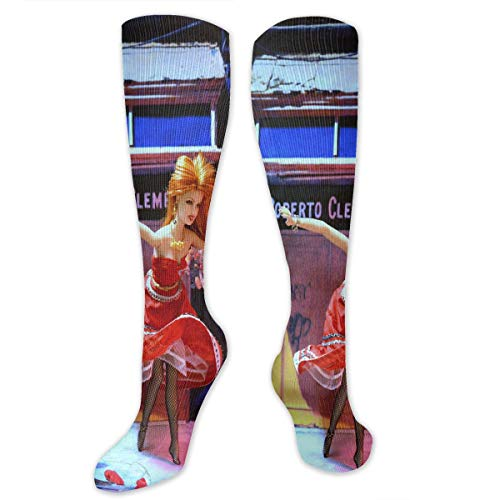 (BeatriceBGault Cyndi Lauper Stocking Men Women Music High Socks)