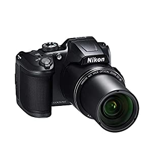 Nikon COOLPIX B500 Digital Camera (Black)