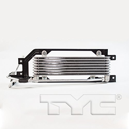 TYC 19038 Replacement front right External Transmission Oil Cooler (HONDA RIDGELINE), 1 Pack