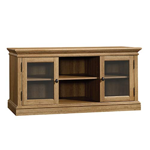 Sauder 414958 Barrister Lane Entertainment Credenza, For TV's up to 60