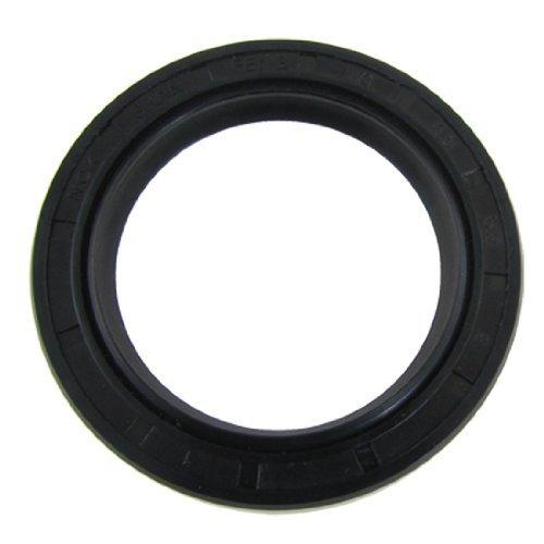 eDealMax 45x62x8mm resorte del Acero mtrica de Doble labio de retn de aceite TC Los retenes