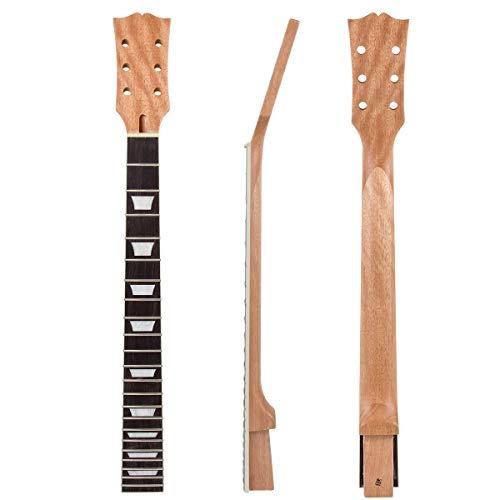Electric Guitar Neck DIY For Gibson Les Paul LP Guitars Parts Replace 22 Frets (MI2670)