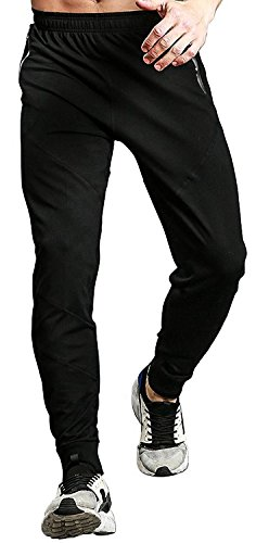 Mens Black Zipper - 6