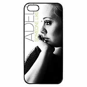 Adele iPhone 5 & 5s Case Hard sun Durable Case lace Cover Skin for dress Iphone blazing 5 5S Case &hong hong customize
