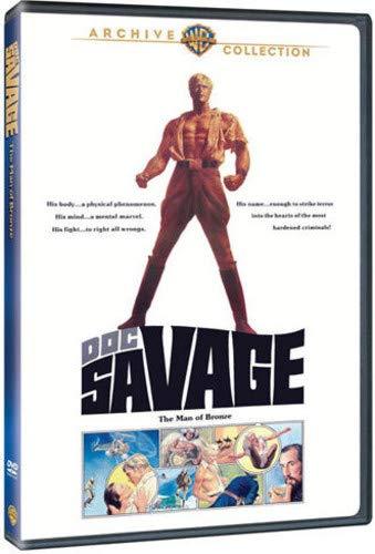 Doc Savage: Man Of Bronze Edizione: Stati Uniti Reino Unido ...