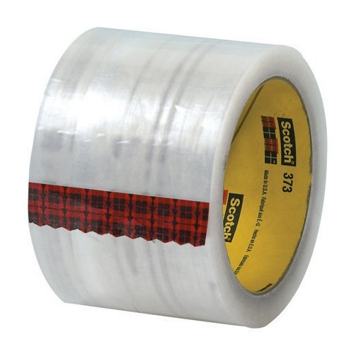Scotch T90553736PK Carton Sealing Tape, 3