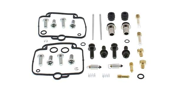 All Balls Carburetor Carb Rebuild Repair Kit for Suzuki GS500 2001-2002