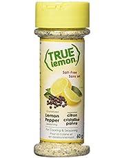 True Citrus Crystallized Lemon Pepper Seasoning, 60g