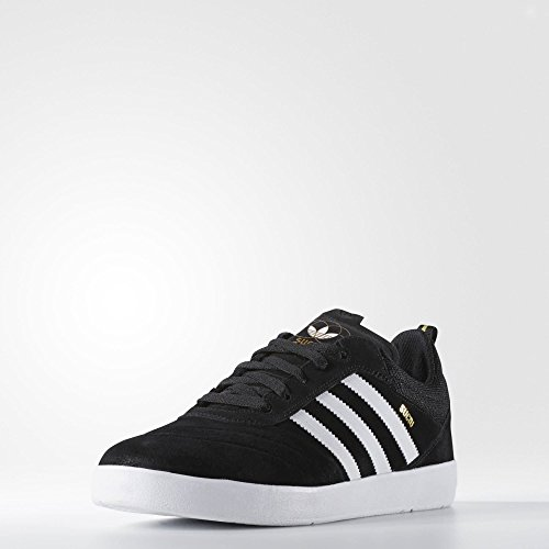 adidas Seeley Court Mens Skateboarding-Shoes SUICU-ADV Core Black, Footwear White, Gold Mt