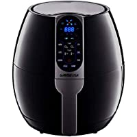 GoWISE USA 3.7-Quarts Programmable Air Fryer with 8 Cook Presets