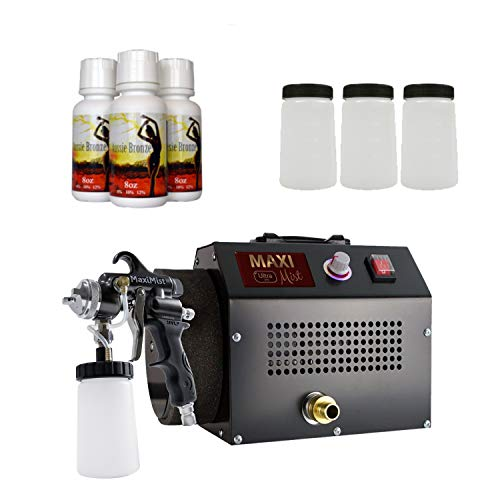 MaxiMist Ultra Pro High Volume HVLP Spray Tanning System