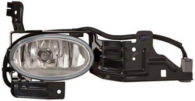 FOG LAMP LIGHT LEFT DRIVER SIDE FITS 2011 2012 HONDA ACCORD SEDAN