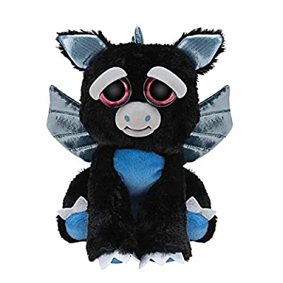 WMC Feisty Pets Francisco Flamefart Exclusive Plush (Blue): Toys & Games