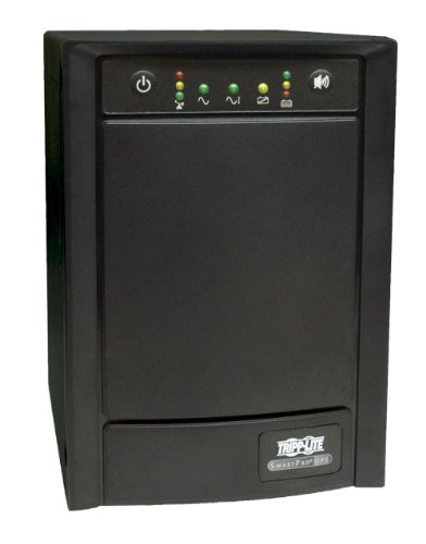 Tripp Lite SMART1050SLT 1050VA - 1000VA 650W UPS Smart Tower AVR 120V USB DB9 SNMP, 8 Outlets - Lineint 120v Usb