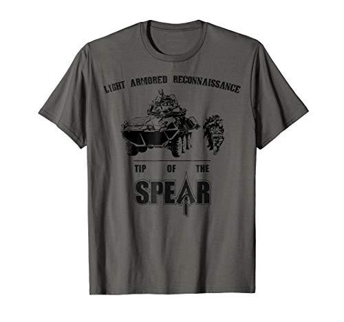 - Light Armored Reconnaissance