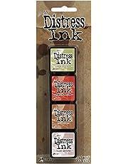 Ranger Distress Mini Ink S-Kit 11, wielokolorowy, 70 x 23 mm
