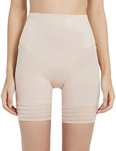 Vvarschi Shapewear Shorts for Women Tummy Control, Thigh Slimmer Hi-Wasit Shaper