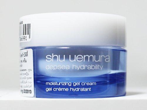 Shu Uemura DEPSEA HYDRABILITY MOISTURIZING CREAM Travel Size 13ml./.45oz